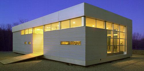 A Small House Plan - Rocio Romeros Prefab LV Home