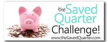 Saved Quarter Challenge