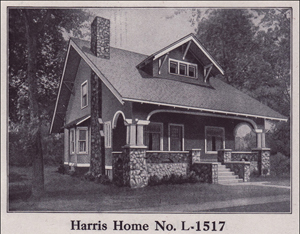 Harris Home Design