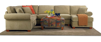 Beautiful Jive Sofa - arriving today!