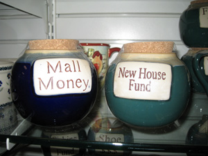 Mall Money and New House Fund banks