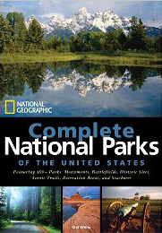 National Geographic Complete National Parks of the US