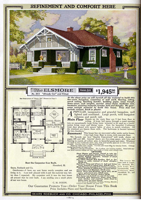 Sears Houses On Pinterest Kit Homes Modern Homes And