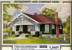 The Elsmore Kit Home from Sears - click on this image to see the full page.