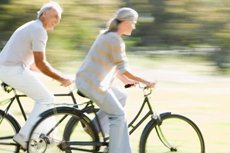 Bicycling Seniors