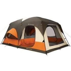 Cougar Flats Tent