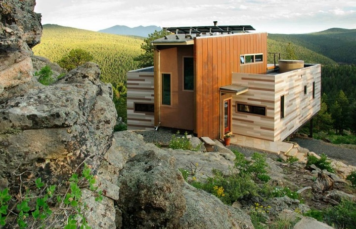 Self-Contained Container Living