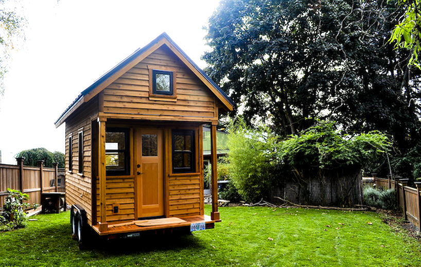 Inspiration for the Tiny House Movement
