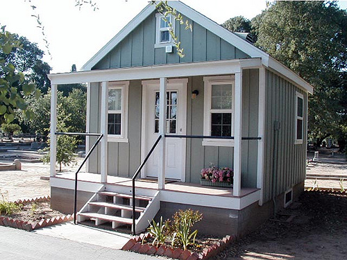 Tuff Shed Cabins for Living | Little House in the Valley