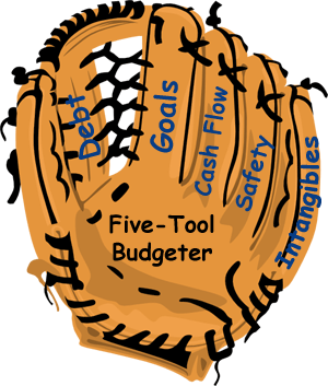 The Five-Tool Budgeter