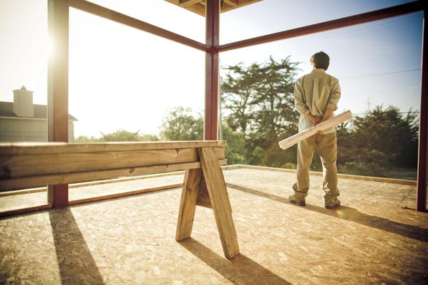 The building permit your first step to a new home First step to building a house