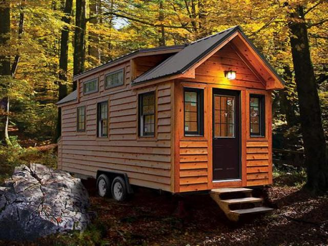 Looking to buy a tiny house tiny house listings can help for Micro trailer homes