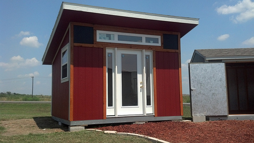 TUFF Shed PRO Studio Backyard Office