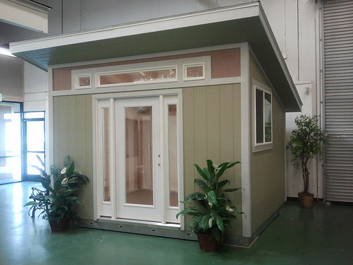 Tuff Shed Pro Studio Backyard Office Little House In The