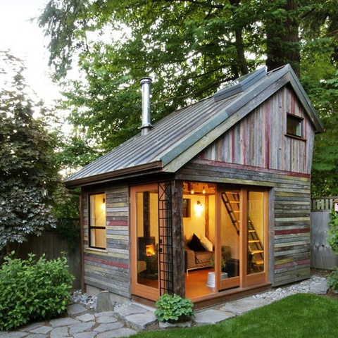 Using Reclaimed Materials for Home Building