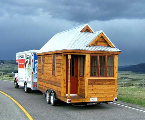 College Student Explores Tiny House Living