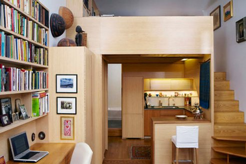 Using Cubbies to Solve Small Space Issues
