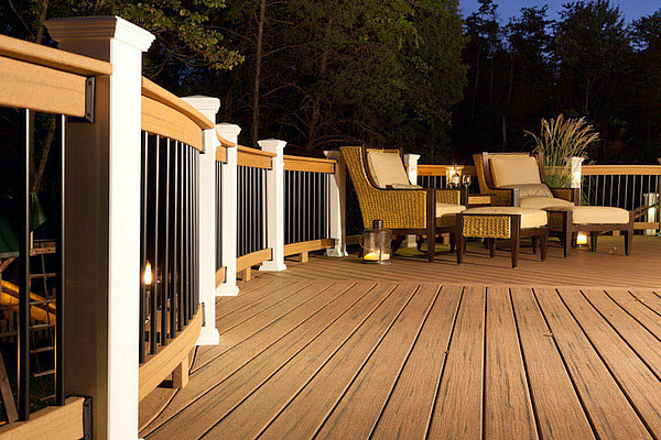 Outdoor Project: Replace the Deck