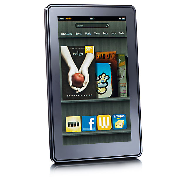 Kindle Fire Give-Away