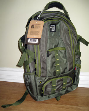 Reminder: FREE Backpack Give-Away!