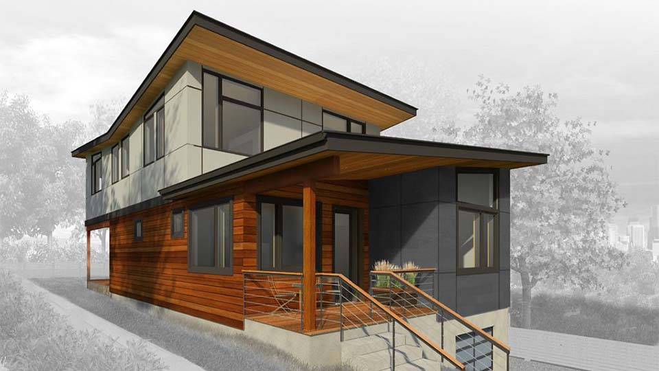 Prefab Method Homes Little House In The Valley