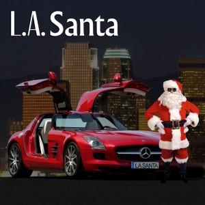 L.A. Santa  - Holiday song.