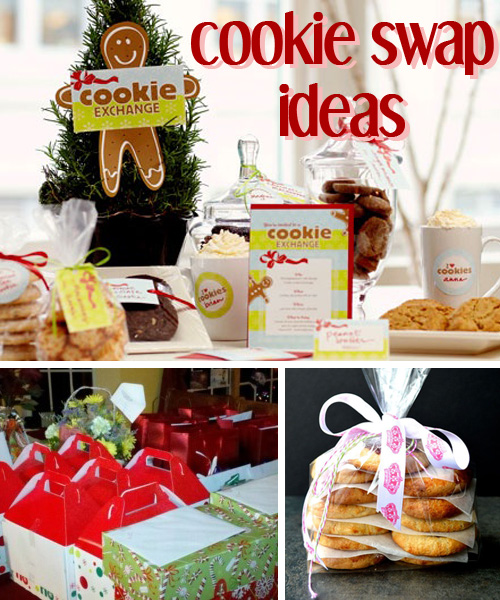 Cookie Swap Ideas