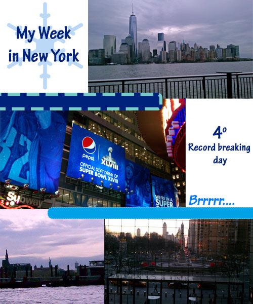 Record Breaking Week in New York
