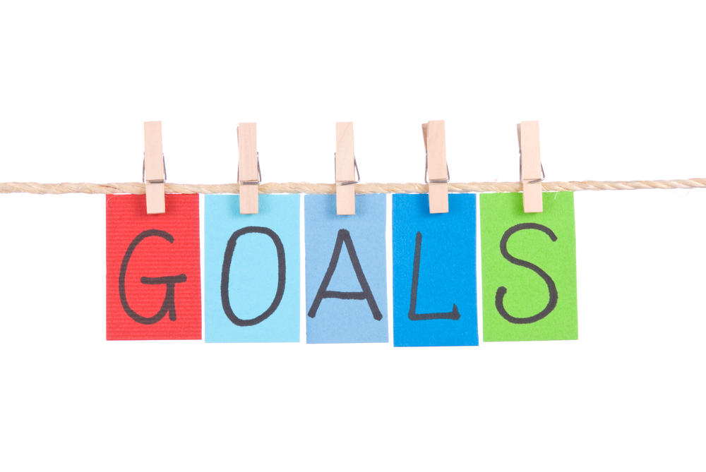 Quarterly Goal Update – Going Strong