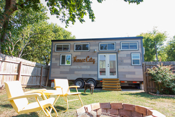 Tiny Homes Can Be Happy Homes