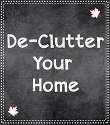 Autumn is the Perfect Season for Reorganizing Your Home