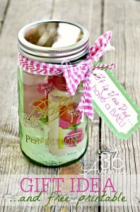 Pamper jar