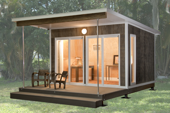 an affordable prefab option little house in the valley