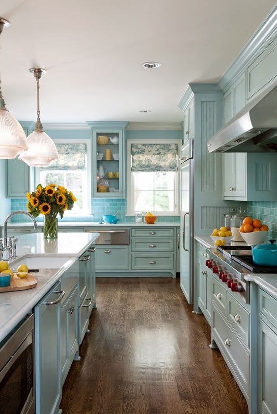 Design Ideas for Maximizing Space in a Small Kitchen