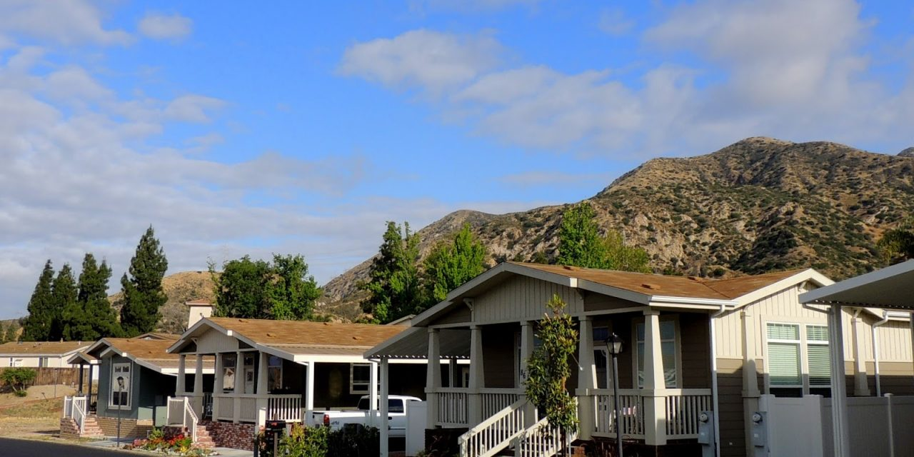 Benefits To Living In A Mobile Home Community Little