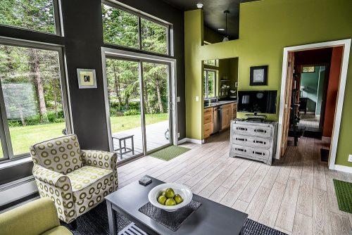 Interior ideabox prefab home