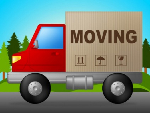 5 simple tips to move with children little house in the for Minimalist moving house