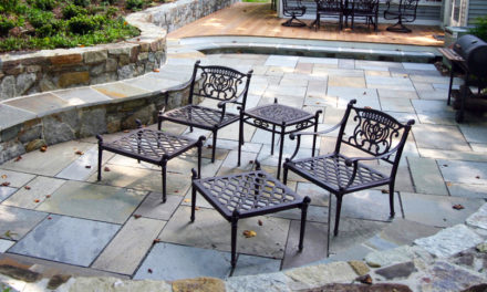 A Vote for Simple Paving Stones!