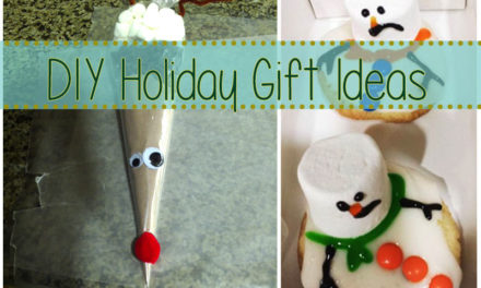 DIY Holiday Gifts 2016