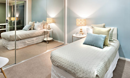 10 Clever Tricks to Make a Small Room Look Bigger