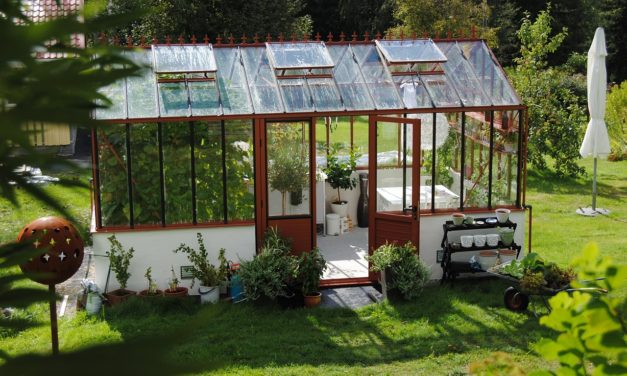 Enhance Your Property With A Creative Greenhouse