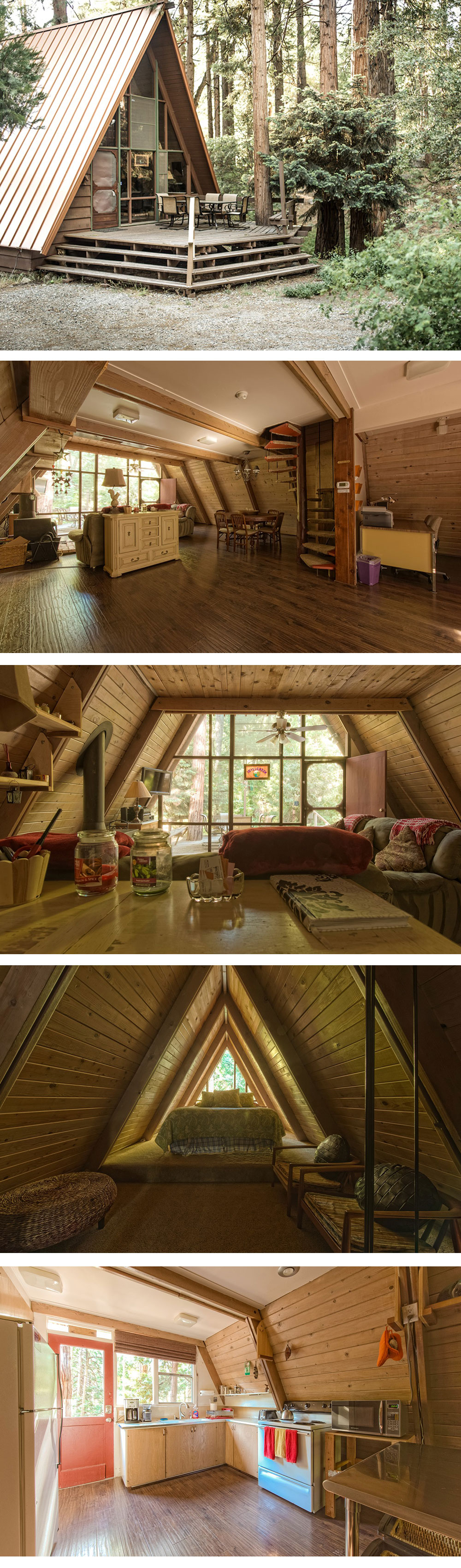 adorable a frame cabin little house in the valley a frame cabin in the san jacinto mountains near idyllwild on glampinghub com