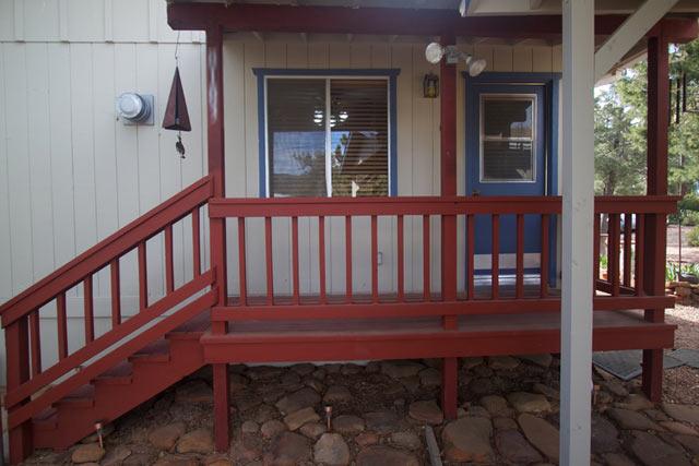 Decks for outdoor