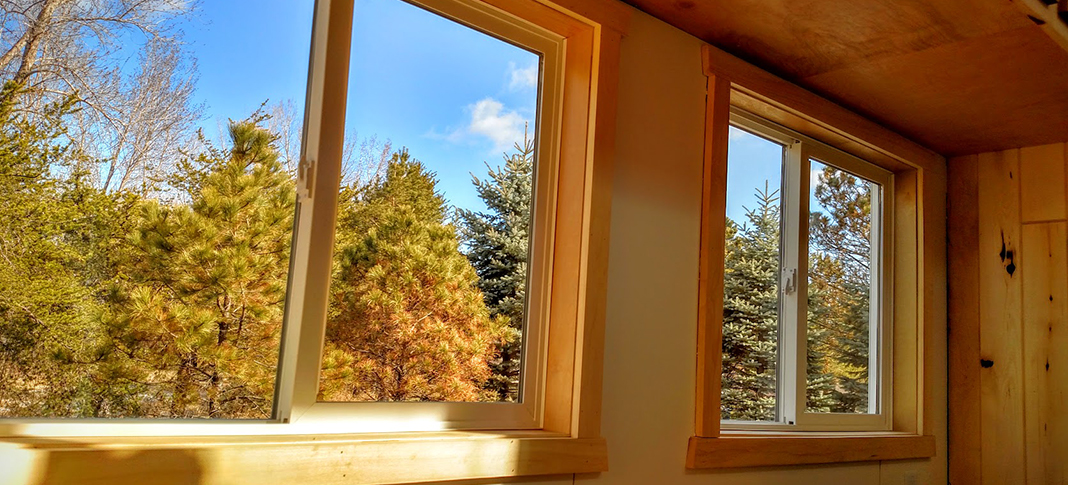 Windows Have Huge Importance in Tiny Homes