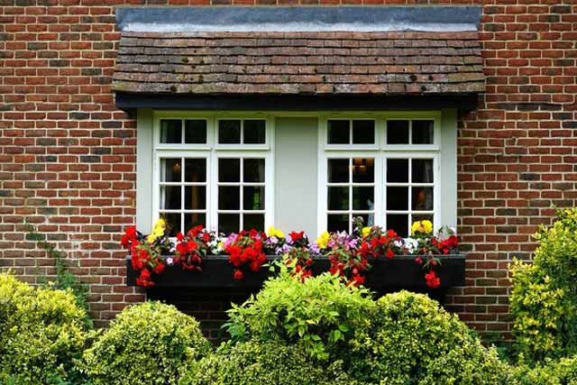 window boxes for garden