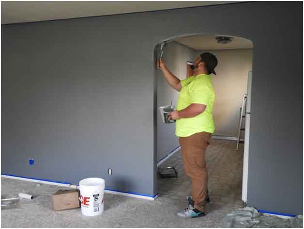 Tips for decorating your mobile home little house in the valley - Painting tips will make home come alive ...