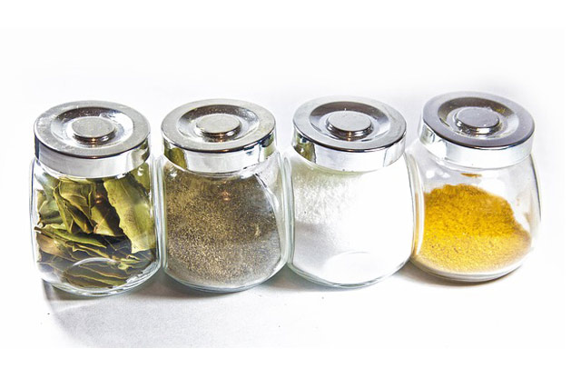 Spice Jars kitchen item