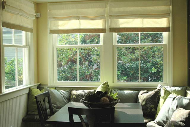 what is Smart Roman Shades: