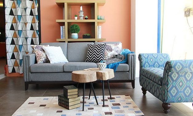 4 Design Tips to Expand Small Living Areas