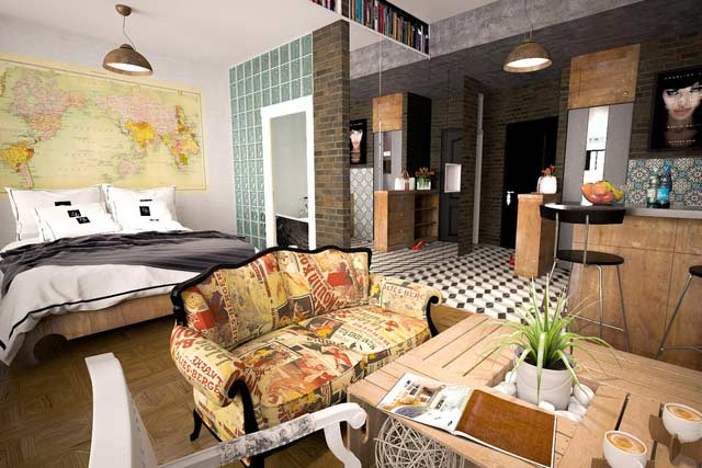small apartment decorating ideas